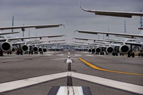 La Haya prohíbe los vuelos con Sudamérica y Reino Unido hasta el 1 de abril
