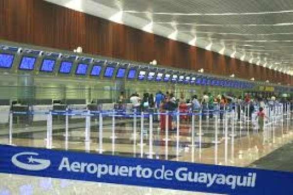 Aeropuerto de Guayaquil está operativo