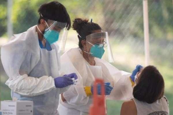 El mundo registra 437.000 contagios y 7.700 fallecidos en 24 horas