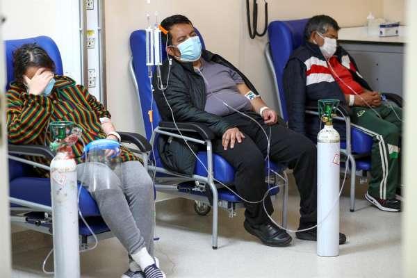 COVID-19: Ecuador suma 925 casos en un día y acumula 337.702 positivos