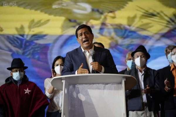 Arauz acepta derrota frente a los resultados electorales