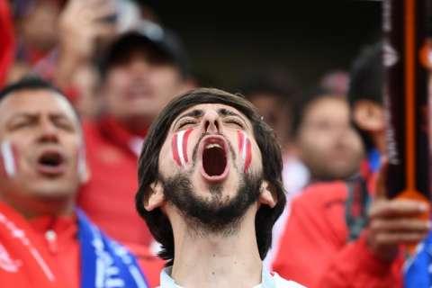 Mundial Rusia 2018- Fans