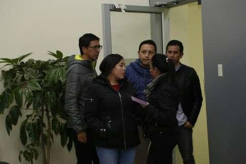Difunden video que muestra a periodistas ecuatorianos con vida