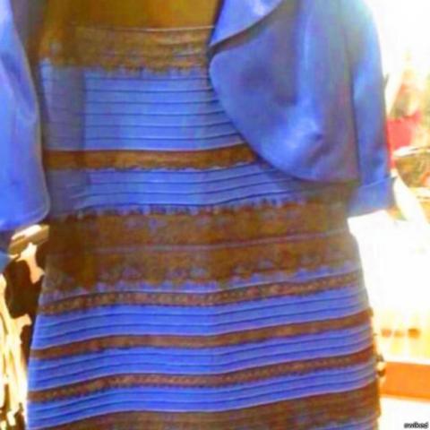 ¿Blanco o azul? El vestido que divide a internet