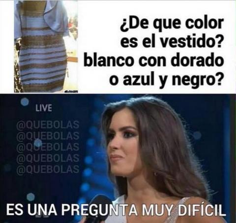 Meme de vestido