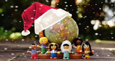 Las 7 tradiciones de Navidad más curiosas del mundo. Foto: Internet