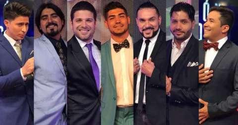 Diego Álvarez, Álex Plúas, Jonathan González, Matías Bonaffini, Jorge Urrutia, Nicolás Espinosa y Henry Bustamante.