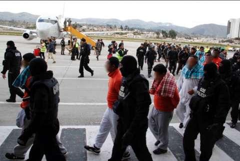 20 pescadores que estaban presos en Estados Unidos son rapatriados a Ecuador