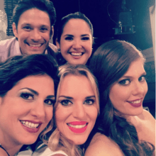 Instagram: Marcela Ruete