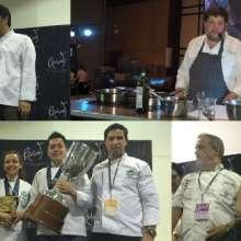 GUAYAQUI, Ecuador.- Congreso y Copa Culinaria Raíces 2015. Foto: Collage Ecuavisa.com