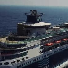 Guayaquil es un destino de cruceros de lujo, provenientes de varios países del mundo.