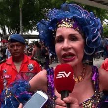 ¡Fiesta, alegría y color! Así se vivió el carnaval en Guayaquil.