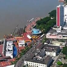 Guayaquil ha tenido el corage y el impulso de levantarse con fuerza sin mirar atrás