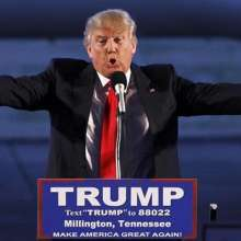 """WASHINGTON, EE.UU.- """"Les mando un saludo a aquellos que han perdido tan mal que no saben qué hacer"""", dijo Trump en su cuenta Twitter."""