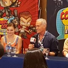 Comic Con Ecuador logró posicionarse como uno de los eventos oficiales de Guayaquil. Foto: @ComicConEc