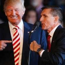 Michael Flynn, exasesor de Trump, reveló que mantuvo contacto con el embajador ruso durante campaña presidencial de 2016. Foto: Tomada de CNN.