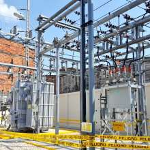 Ministra de Electricidad, Elsy Parodi, anunció que próximo análisis de tarifas para sector residencial podría darse en junio. Foto: Twitter EmElNorte.