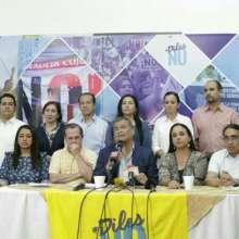 Tribunal ratificó que Rivadeneira no es secretaria jurídica de AP. Foto: Twitter Movimiento Revolución Ciudadana.