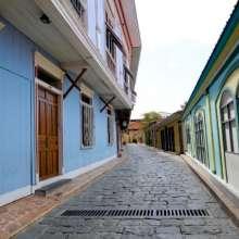 Las Peñas es un barrio emblemático de la ciudad de Guayaquil. Foto: Archivo