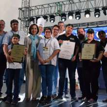 GUAYAQUIL, Ecuador.- En Raíces 2018 también se llevó a cabo un congreso gastronómico. Foto: @GyeTurismo