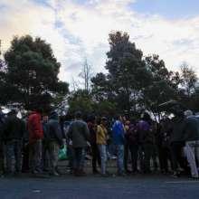 Gobierno pedirá pasaporte a los venezolanos que entren al territorio nacional. Foto: API