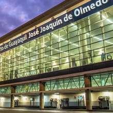 Aeropuerto de Guayaquil supera al de Quito en ingreso de turistas.