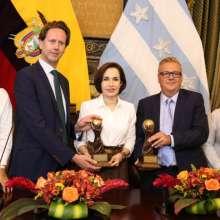 Guayaquil es sede de la premiación de los WTA 2018. Foto: Ecuavisa