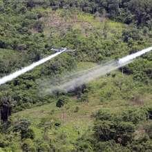 País fue demandado por Ecuador en 2008 tras afectaciones a población de frontera. Foto: Archivo AP