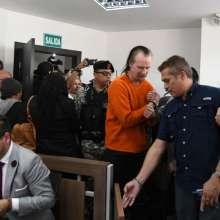 Tribunal aceptó hábeas corpus. Sueco estaba en prisión preventiva desde abril. Foto: API