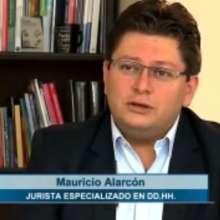 Entrevista a Mauricio Alarcón