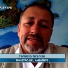 Entrevista a Tarcisio Granizo