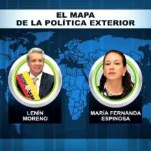 La política exterior de Lenín Moreno