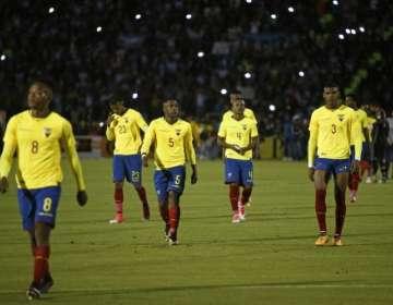 Los nombres de los jugadores involucrados ya fueron entregados a la FEF. Foto: AFP