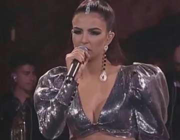 Dayanara Peralta cautivó con su voz a Viña del Mar. Foto: IG
