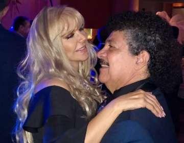 Los artistas compartieron una relación sentimental de más de 29 años. Foto: Instagram Silvana Ibarra