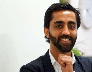 A Shahzad Younas se le ocurrió crear Muzmatch mientras trabajaba en banca. Foto: Muzmatch