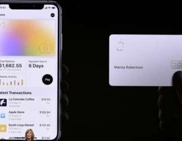 """Apple Card ofrece """"el poder de un iPhone en una tarjeta de crédito"""", dice la tecnológica."""