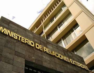 Cancillería pidió que se dispongan medidas urgentes para proteger derecho a privacidad. Foto: Flickr Cancillería.