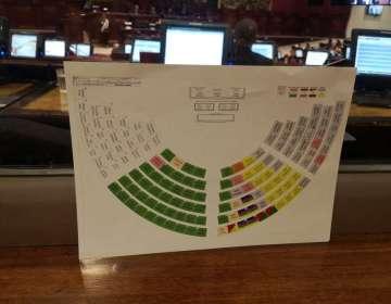 """ECUADOR.- """"Grupo parlamentario"""" es el nombre que por ahora tiene un nuevo bloque legislativo. Foto: Patricio Díaz / Ecuavisa"""