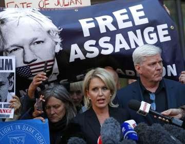 La editora de WikiLeaks, Kristinn Hrafnsson. Foto: AP