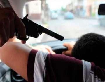 Joven brutalmente golpeado durante secuestro exprés en Quito. Foto: Referencial