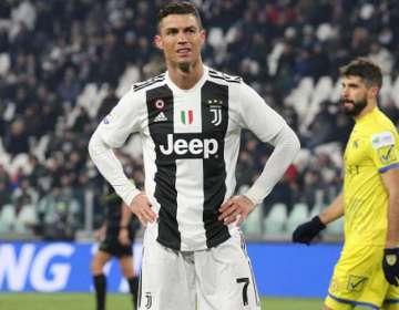 Cristiano Ronaldo, figura de la Juventus.