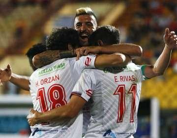 El equipo ecuatoriano recibe esta noche al conjunto chileno por Copa Sudamericana. Foto: API