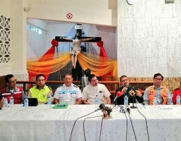 Foto: Cuerpo de Bomberos