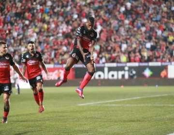 Miller Bolaños, delantero ecuatoriano.