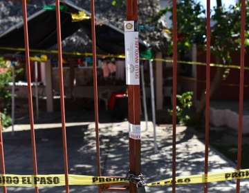 Hombres armados matan a 13 personas en México. Foto: AFP