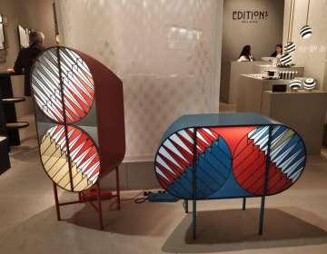 Los colores que destacan este año son el azul y el coral. Foto: Salón del Mueble de Milán