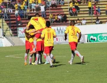 Los del sur de Quito festejaron ante Toreros.