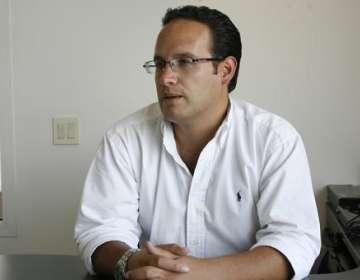 Francisco Egas, directivo de la FEF.