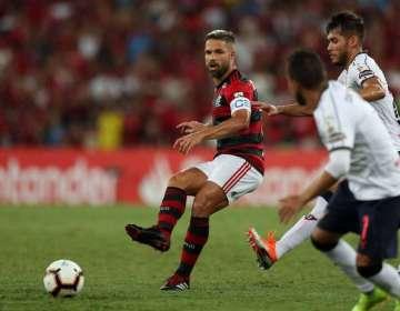 Diego, figura del Flamengo.